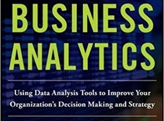 Book Review: A Practitioner's Guide to Business Analytics