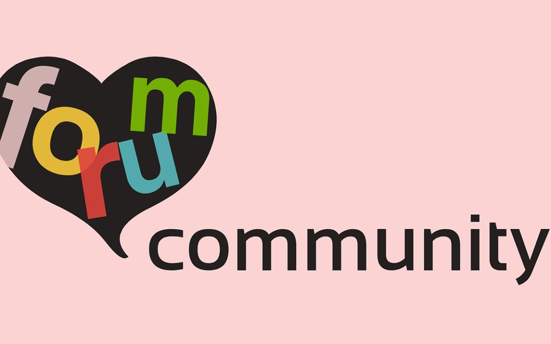 Info Share: 15 Helpful Forums for Online Merchants